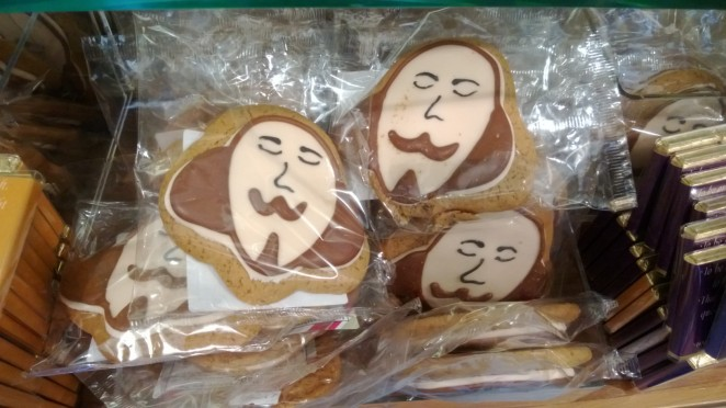 Shakespeare Cookies