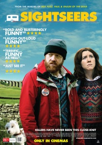 Sightseers Poster NZ.indd