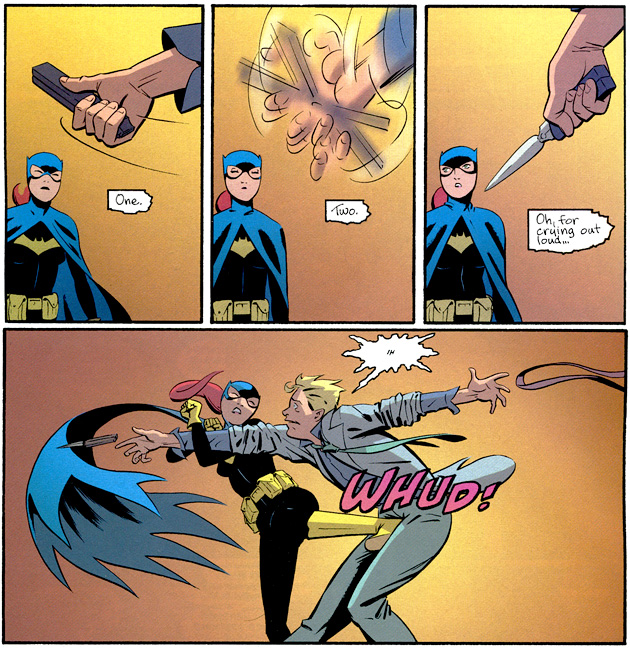 Batgirl-Year-One-For-Crying-Out-Loud